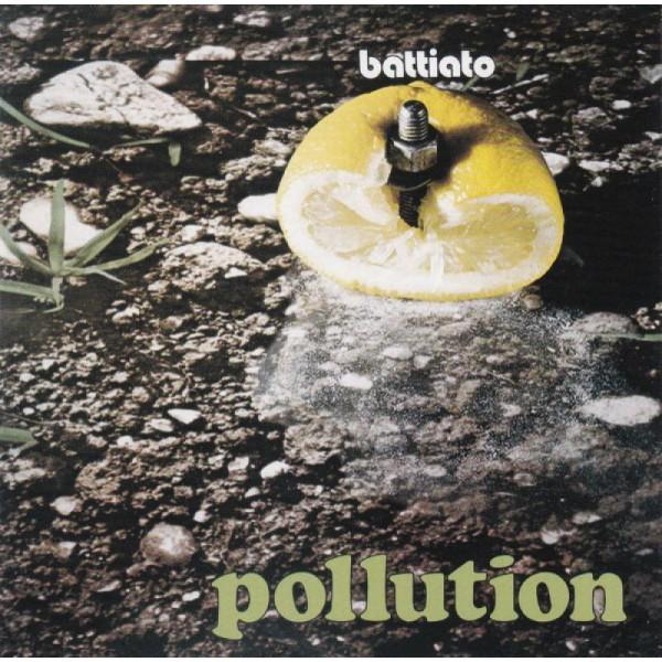 BATTIATO FRANCO - Pollution (gatefold Sleeve)