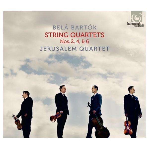 BARTOK BELA - Quartetto Per Archi N.2 Op.17 Sz 67, N.4
