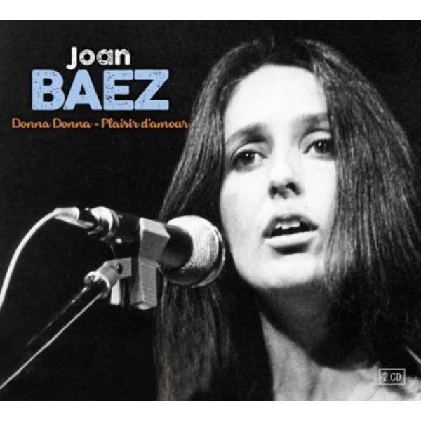 BAEZ JOAN - Donna Donna & Plaisir Damour