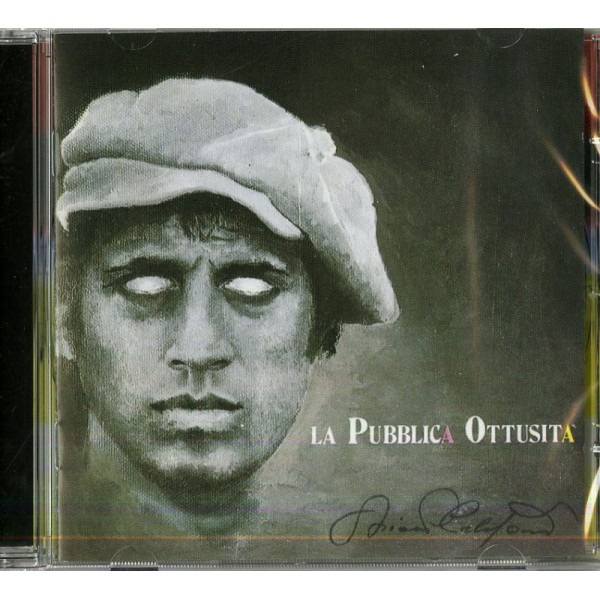 CELENTANO ADRIANO - La Pubblica Ottusita'(remastered)
