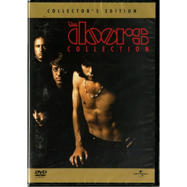 DOORS THE - The Doors Anniversary Ed.-dvd