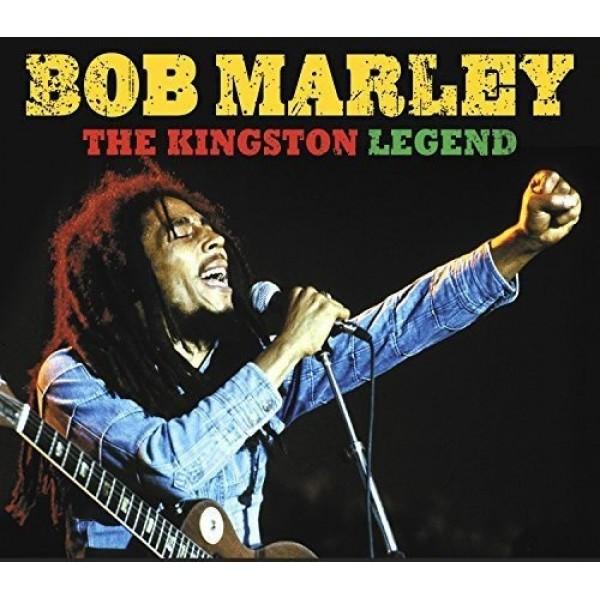 MARLEY BOB - The Kingston Legend (box 5 Cd)