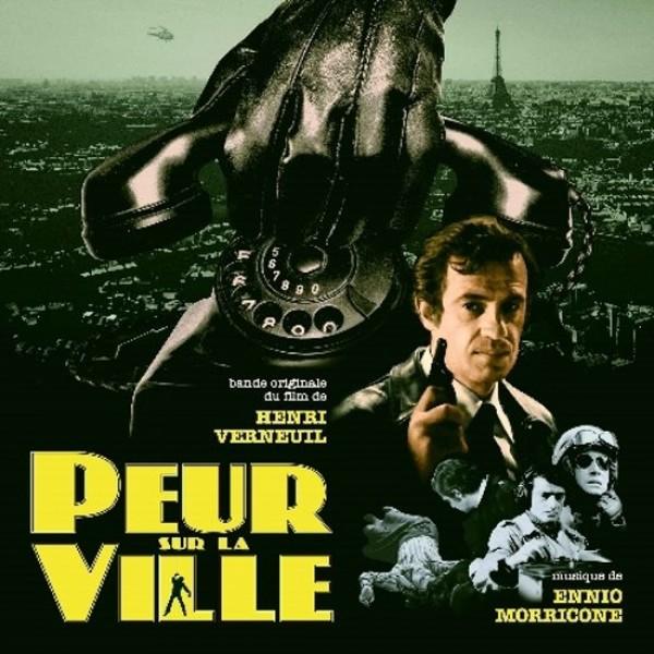 O. S. T. -PEUR SUR LA VILLE( MORRICONE ENNIO 1975) - Peur Sur La Ville (rsd 2020)