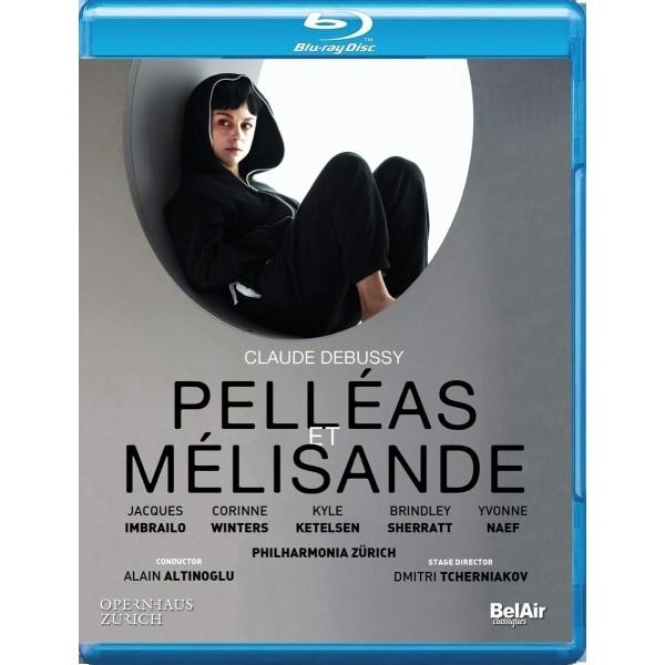 ALTINOGLU ALAIN DIR - Pelleas Et Melisande