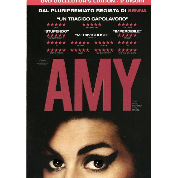 Amy - The Girl Behind The Name (collector's Edt.)
