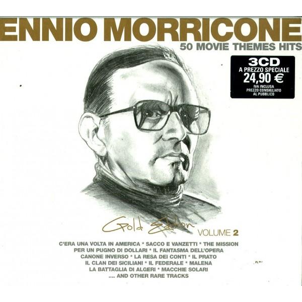 MORRICONE ENNIO - Gold Edition 2