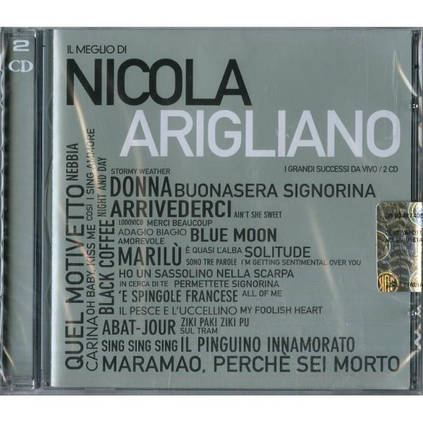 ARIGLIANO NICOLA - Il Meglio Di Nicola Arigliano