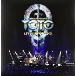 TOTO - 35th Anniversary Tour Live In Poland (lp + Cd)