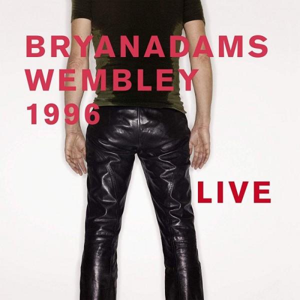ADAMS BRYAN - Wembley 1996 Live (vinyl White Limited Edt.)