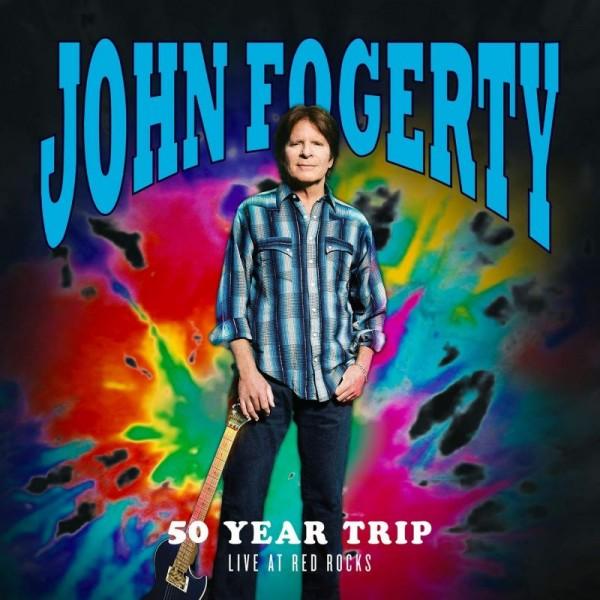 FOGERTY JOHN - 50 Year Trip: Live At Red Rock