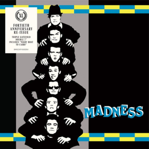 MADNESS - Work Rest & Play (rsd 2020)
