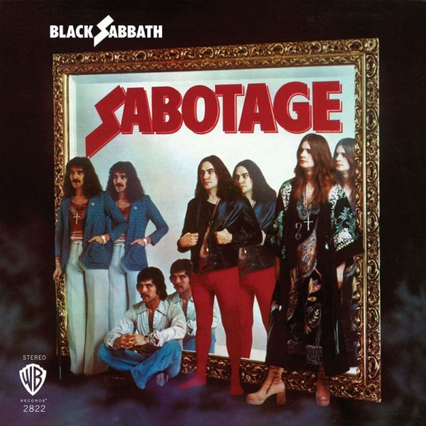 BLACK SABBATH - Sabotage (super Deluxe Box Set 4 Lp + 7'')