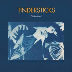 TINDERSTICKS - Distractions (vinyl Blue Limited Edt.) (indie Exclusive)