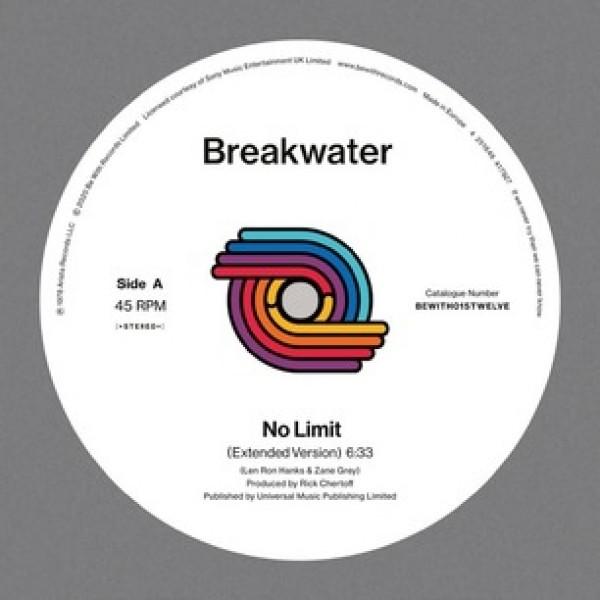 BREAKWATER - No Limit, Do It Till The Fluid Gets Hot (mix)