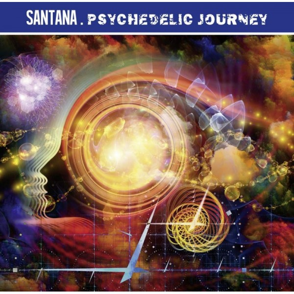 SANTANA - Psychedelic Journey