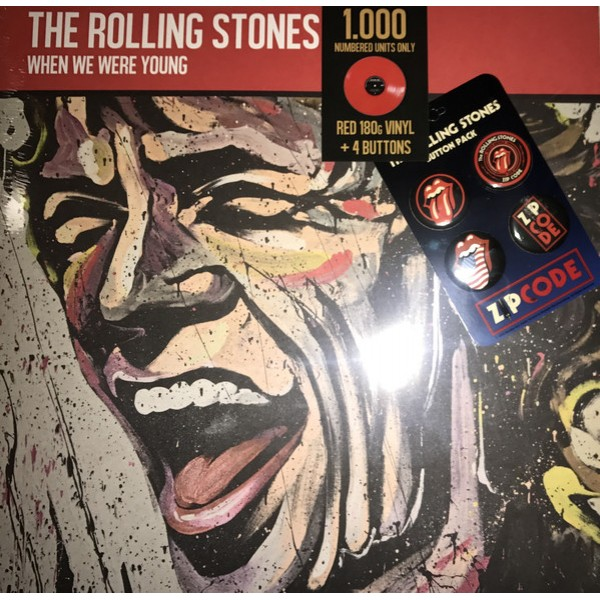 ROLLING STONES - When We Are Young