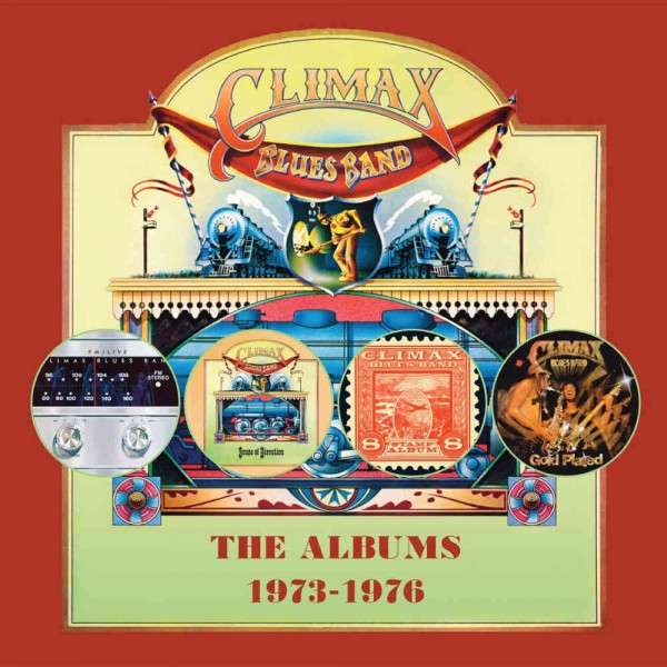 CLIMAX BLUES BAND - The Albums 1973-1976