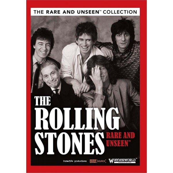 ROLLING STONES - Rare And Unseen Collection