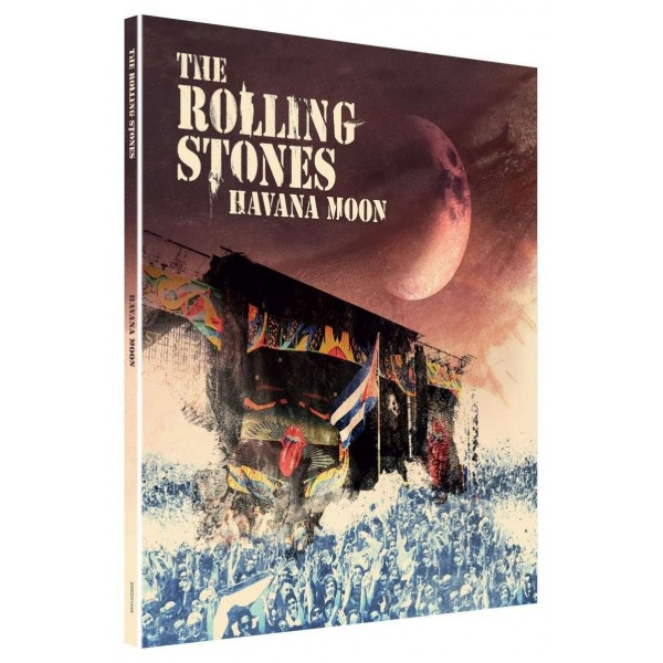 ROLLING STONES - Havana Moon (super Deluxe Edt.dvd+br.2cd)