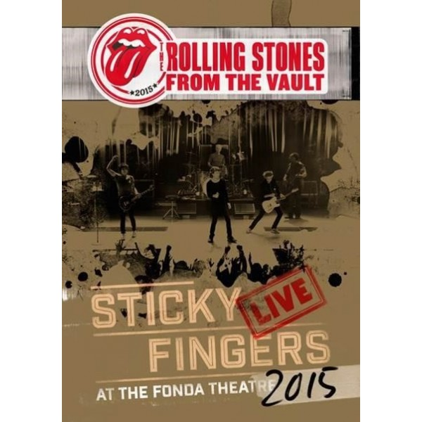 ROLLING STONES - Sticky Fingers Live At Theatre 2015