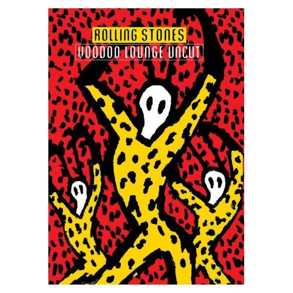 ROLLING STONES THE - Voodoo Lounge Uncut (restaurato,remixato E Rimasterizzato)