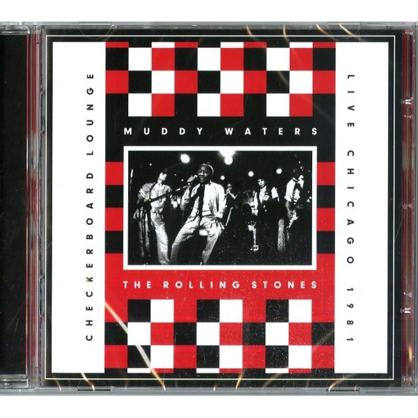 ROLLING STONES - Live At The Checkerboard Lounge