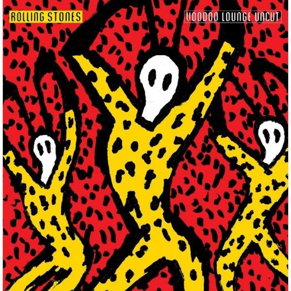ROLLING STONES THE - Voodoo Lounge Uncut (3 Vinyl Black)
