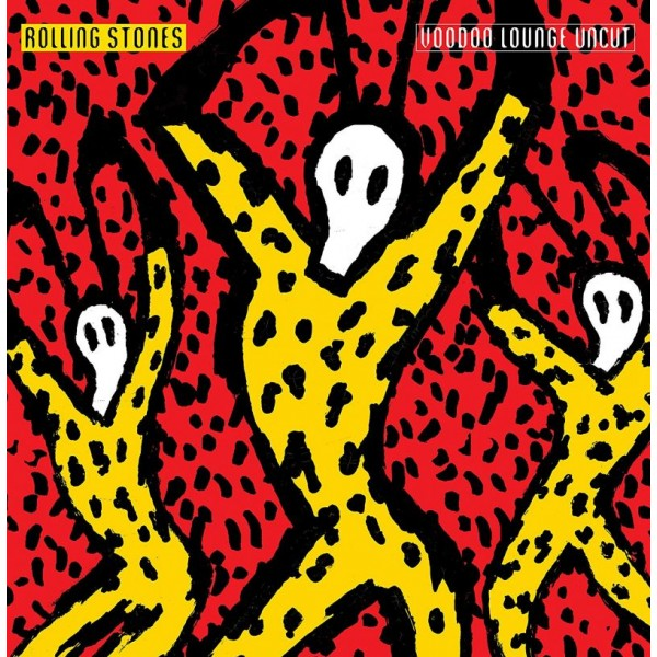 ROLLING STONES - Voodoo Lounge Uncut (vinyl Red Limited Edt.)