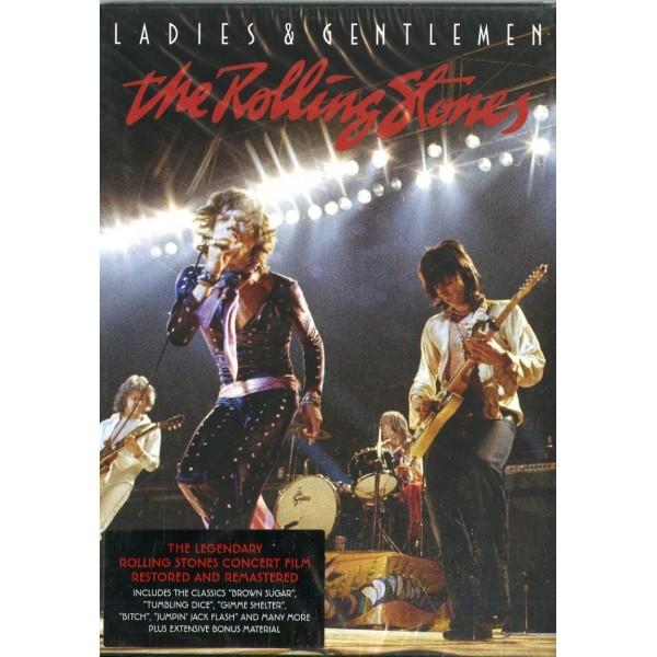 ROLLING STONES - Ladies & Gentlemen The Rolling Stones
