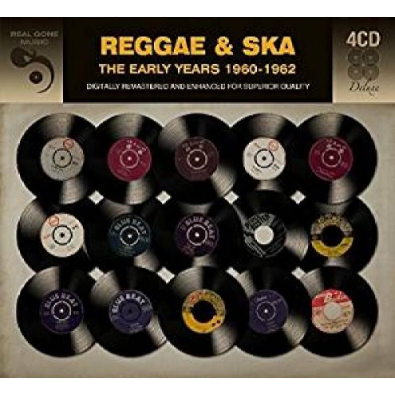 new product 10060 b0a0d V/A - Reggae & Ska The Early..