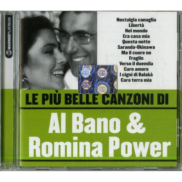 AL BANO & ROMINA POWER - Le Piu' Belle Canzoni Di Al Bano & Romina Power