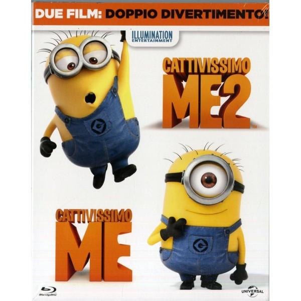 Cattivissimo Me (box 2 Br)
