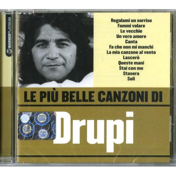 DRUPI - Le Piu' Belle Canzoni Di Drupi