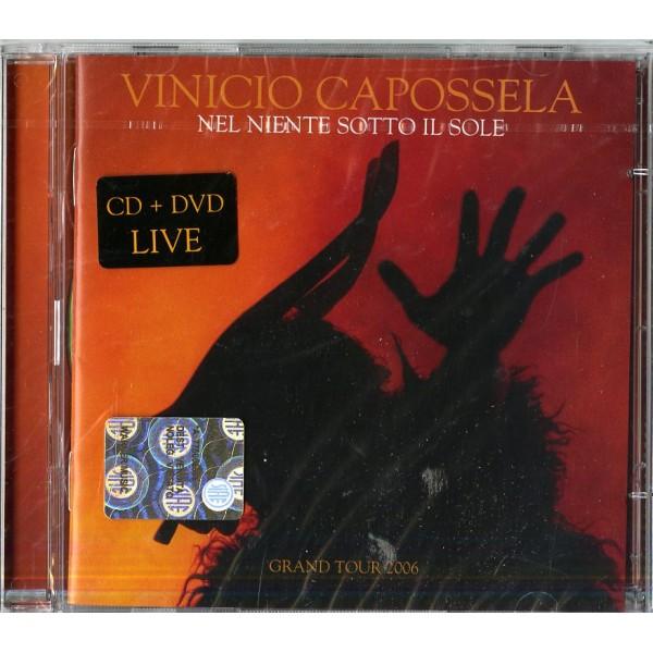 CAPOSSELA VINICIO - Nel Niente Sotto Il Sole(cd+dvd)