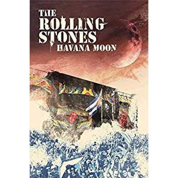 ROLLING STONES THE - Havana Moon (2cd+dvd)