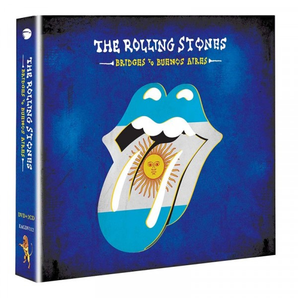 ROLLING STONES THE - Bridges To Buenos Aires Live 1998 (dvd + 2 Cd)