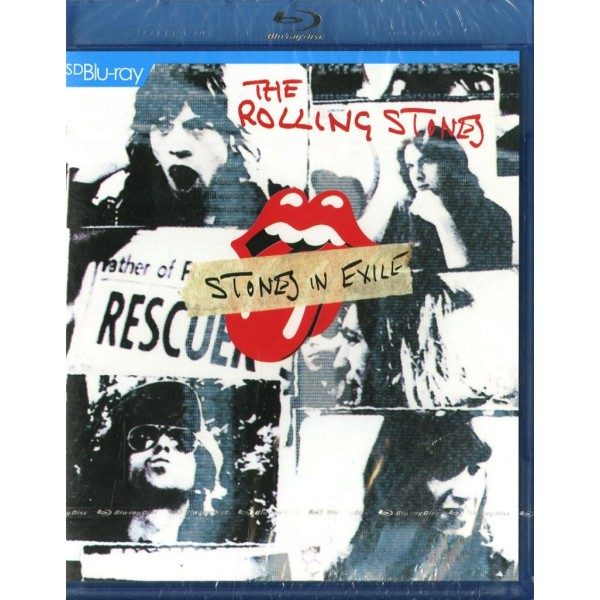 ROLLING STONES THE - Stones In Exile