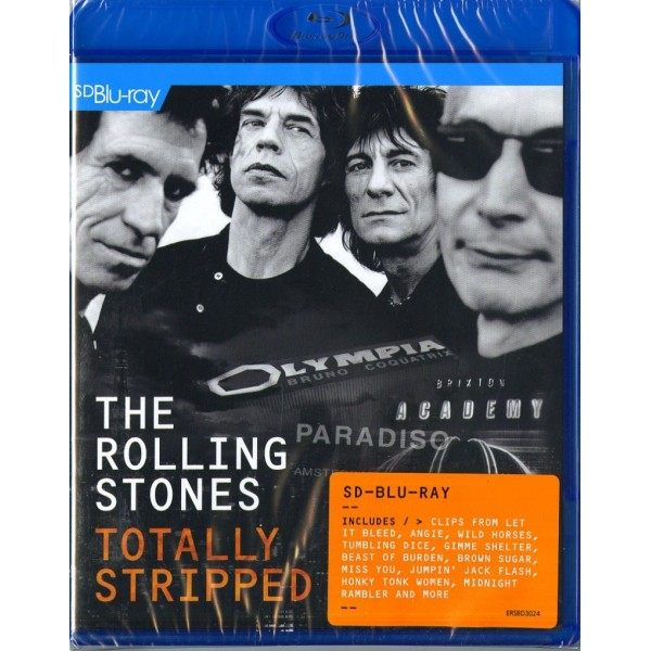 ROLLING STONES THE - Totally Stripped