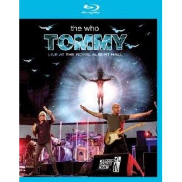 WHO THE - Tommy Live At The Royal Hall