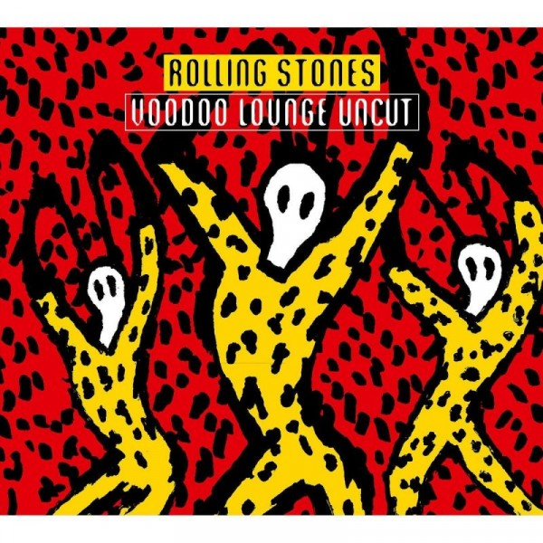 ROLLING STONES THE - Voodoo Lounge Uncut (b.ray+2cd)