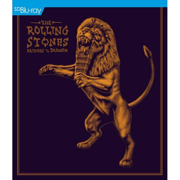 ROLLING STONES THE - Bridges To Bremen Live In Germania 1998 (b.ray+2cd)