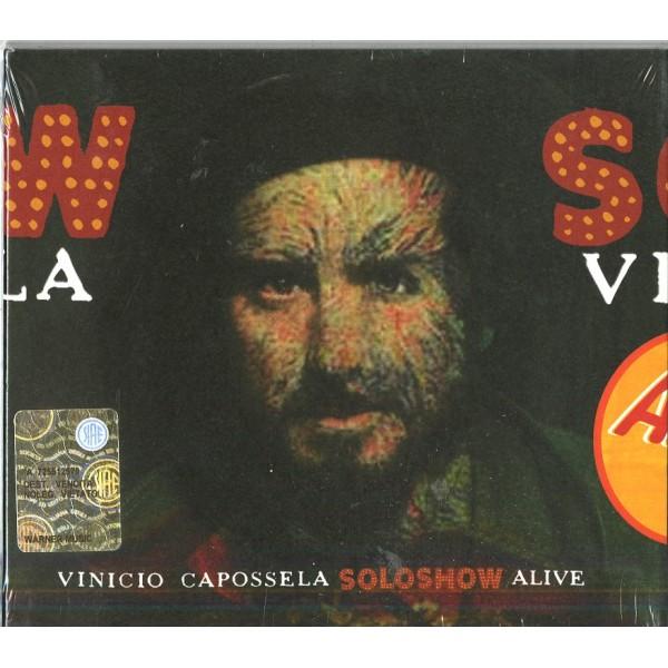 CAPOSSELA VINICIO - Solo Show Alive