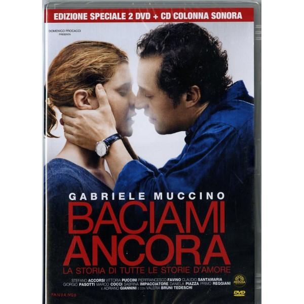 Baciami Ancora - Ed.speciale (2 Dvd + Cd)