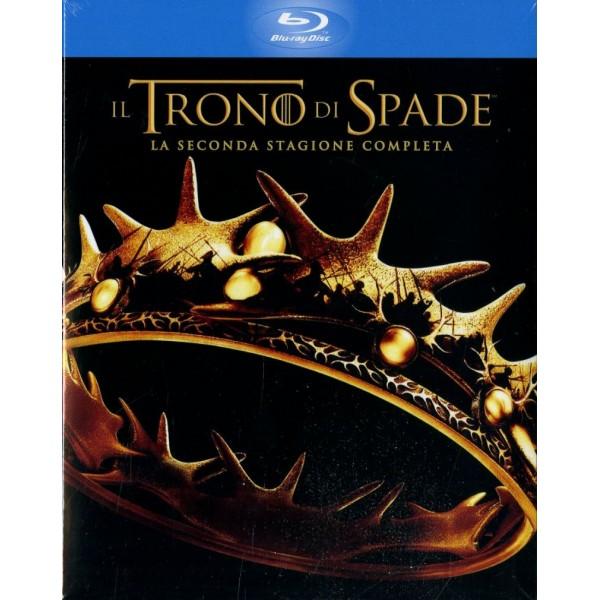 Il Trono Di Spade 2 (box 5 Br)