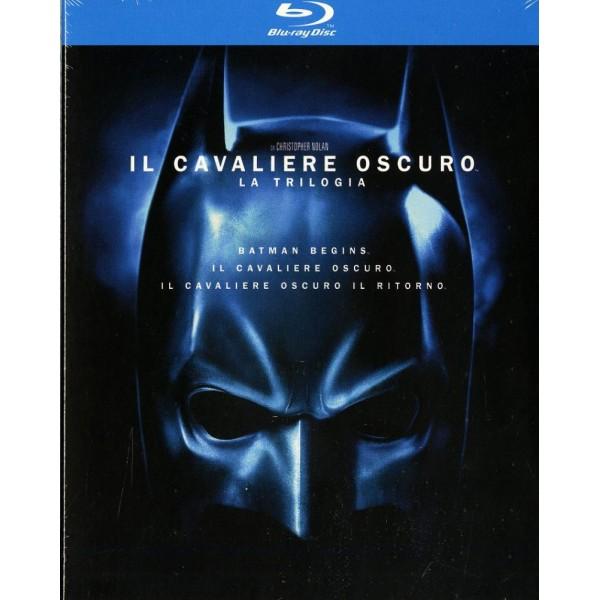 Il Cavaliere Oscuro La Trilogia (box 3 Br)