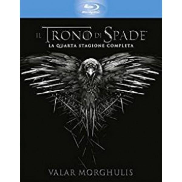 Il Trono Di Spade 4 (box 5 Br)