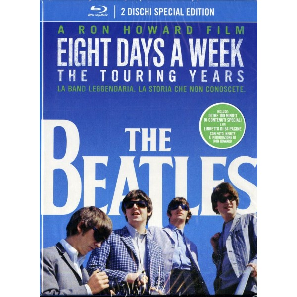 The Beatles: Eight Days A Week - Edizione Speciale