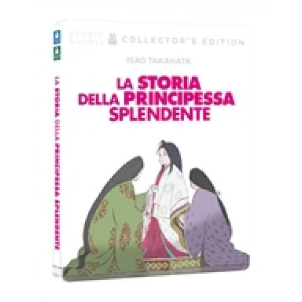 La Storia Della Principessa Splendente - (steelbook Br+dvd)