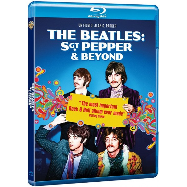 The Beatles-sgt Pepper & Beyond