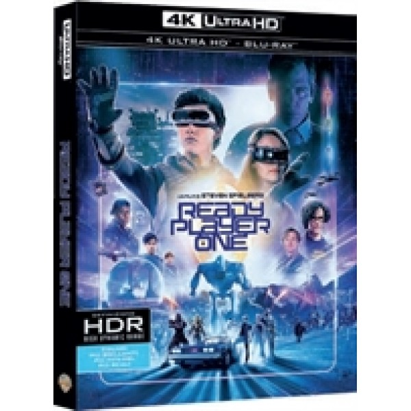 Ready Player One (4k+br)